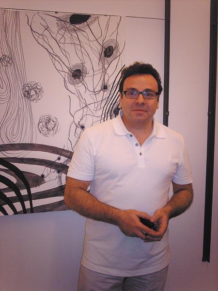 Alejandro Scasso (Foto Susanne Franz, Argentinisches Tageblatt)