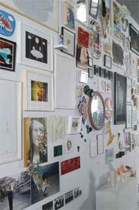 Ausschnitt der 'Re-Colección'